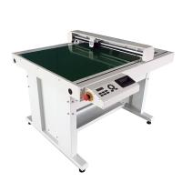 Quality Multifunctional Flatbed Paper Cutter , Paper / Carton Die Cutting Machine 600 X 900mm for sale