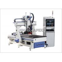 Quality Auto Tool Changer ATC CNC Router Machines Excellent Milling Performance For Kitchen Furniture for sale