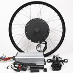 Quality Wilder Terrain Electric Mountain Bike Conversion Kit Front Wheel Ebike Conversion Kit for sale