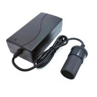 Quality 12V DC 5A Adapter DC Plug Is Cigarette Lighter AC /DC adaptor power adapter swtching power supply cheaper price for sale