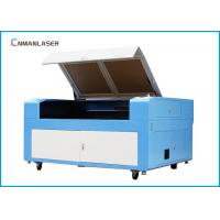 Quality CO2 100w 1390 Metal Nonmetal Wood Laser Cutting Machine With Industrial Chiller for sale