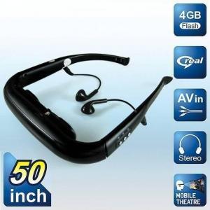 China 50inch Mobile Theatre Video Glasses on sale