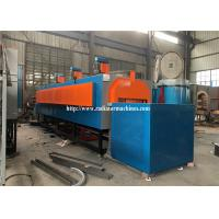 Quality 60 KW Muffle Continuous Mesh Belt Furnace 100 KG/H for Drywall Screws for sale