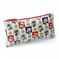 China Frosted pvc pencil case for sale