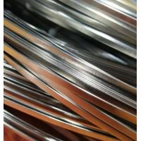 Quality 0.5mm Thickness Flat Carbon Steel Welding Wire 17MM Width ISO Standard for sale