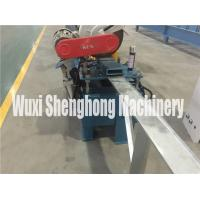 Quality Steel / Aluminum Roll Forming Equipment With PLC Control System for sale