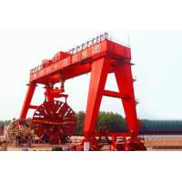 Quality A Frame Double Girder Gantry Crane For Shield Tunneling Machine Electric Motors Driving for sale