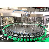 Buy cheap 8000BPH Glass Bottle Filling Machine For Soda Water / Energy Drink Production from wholesalers