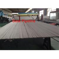 China Alloy 20 Welding  Super Duplex Stainless Steel Pipe , Nickel Seamless Alloy Steel Pipe on sale