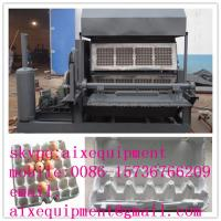 Quality waste paper recycled egg tray pulp molding machine for sale