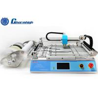Benchtop SMT Pick And Place Machine , Chip Shooter Machine For LED Surface Mounting
