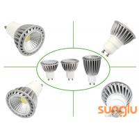 Quality 3W 4W 5W Dimmable LED Spotlights Aluminum Body GU10 SMD LED Spotlight For Hotels for sale