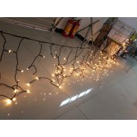 Quality icicle light curtains for sale