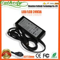 China New 24v 3a 3000ma Ac Power Supply Adapter For Printer on sale