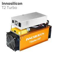 Quality Most Efficient Bitcoin Miner Innosilicon T2 Turbo 24Th/s With Psu 1980w for sale