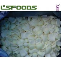 Quality new crop frozen IQF onion cubes for sale