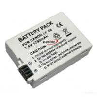 Quality Digital Camera Battery For Canon Lp-e8 for sale