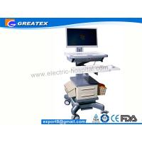 Buy cheap Mobile Medicine Trolleys ABS ECG Laptop Cart Luxurious all-in-one Trolley (GT-WT05) from Wholesalers