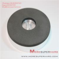 China 1A1 resin bond CBN abrasive disc processing tool steel Alisa@moresuperhard.com on sale