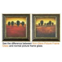 China Non-flare (Anti-reflective) Picture Frame Glass on sale