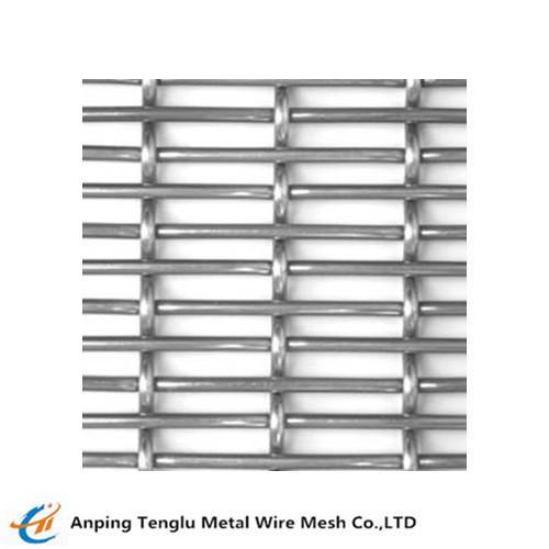 Stainless Steel Decorative Mesh Warp Bar Diameter: 3mm of ...