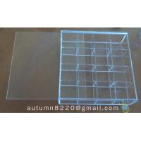 Quality BO (154) acrylic counter display cases for sale