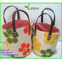 Quality LUDA best selling  Paper Cloth Handbags for sale