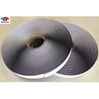 Quality 25MM Sticky Self Adhesive hook and loop tape roll / touch and close fastener Long Circle Life for sale