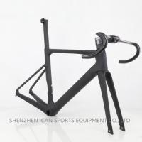 Quality High Quality 2019 New Light T800 AERO Flat Mount Disc Carbon Road Frame for sale