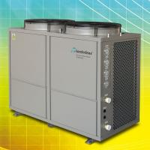 Quality High Efficiency Commercial Heat Pump T5 , High COP Heat Pump Air Source for sale