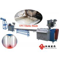 Quality Transparent  TPU Tape Plastic Strip Making Machine For Bras And Underwear for sale