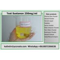 Quality Sustanon 250 Injectable Legal Steroids , Medical Raw Materials Injection Oil Format for sale