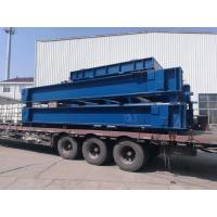 Quality Movable Truck Portable Weighbridge Transportable Vehicle Scale System 150T for sale