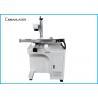 Buy cheap Optical Fiber Metal Laser Marking Machine For Bar Code Static Metals , 2D from wholesalers