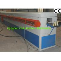 Quality EPDM rubber profile production line with favorable price for sale