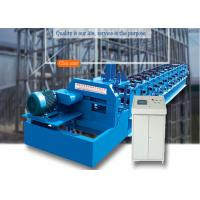 Quality C Purlin Color Steel Roll Forming Machine Fly Cutting PLC Controlling System for sale