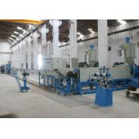Quality Fast Speed Automotive Cable Extrusion Line Computerized Control Energy Efficiency for sale