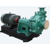 Quality Mining centrifugal slurry pump sludge pump with low noise for sale