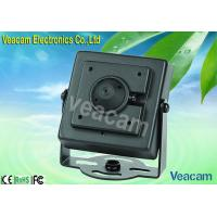 Quality Miniature Surveillance Cameras with PAL 1 / 50 - 1 / 100, 000Sec Auto Electronic Shutter for sale
