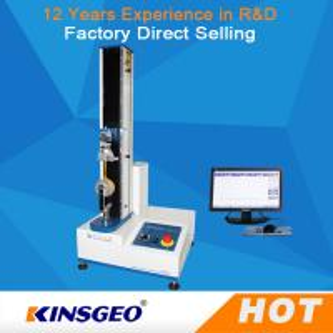 Buy cheap PC Control Tensile Testing Equipment , Tensile Strength Instrument KJ-1065B from Wholesalers