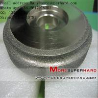 Quality Electroplated CBN grinding wheel Mary@moresuperhard.com for sale