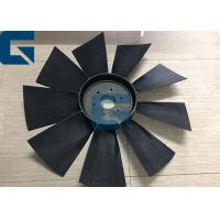 China Rubber Material EC700 Excavator Engine Fan Blade Replacement VOE11110585 on sale