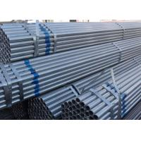 Quality Hot Dipped Zinc Coated Seamless And Welded Pipe ASTM A53 Gr. A Gr. B for sale