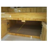 Buy Vegetable / Fruit Wooden Retail Display Stand Supermarket Wooden Display at wholesale prices