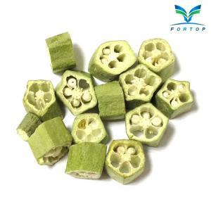 Quality Freeze Dried Okra for sale