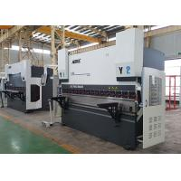 Quality Steel Bending CNC Press Brake Machine Servo Motorized Axis With Hybrid System for sale