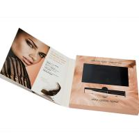Quality VIF Chinese Supplier Picture Photo Frame Sample Free 7 Inch Lcd Video Brochure for sale