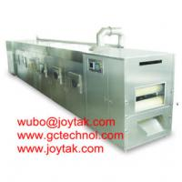 Quality Microwave seafood curing equipment microwave drying and sterilization equipment / GWM-A for sale
