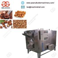 Quality Factory Price Stainless Steel Commercial Cocoa Bean Roasting Machine  Drum Type for Sale for sale