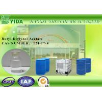 Buy cheap Mild odor Butyl Diglycol Acetate with ISO9001 certficate 124-17-4 from Wholesalers